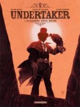 undertaker 1: rigmandens sidste måltid - bog