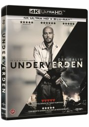 underverden - 4k Ultra HD Blu-Ray