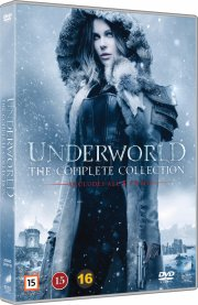 underworld 1-5 boks - DVD