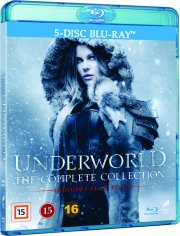 underworld 1-5 boks - Blu-Ray