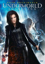 underworld 4 - awakening - DVD