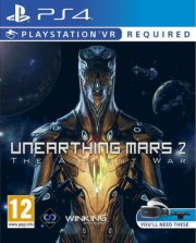 unearthing mars (psvr) - PS4
