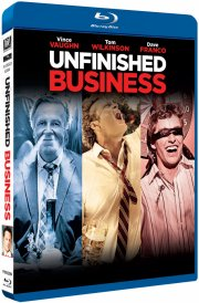 unfinished business - Blu-Ray