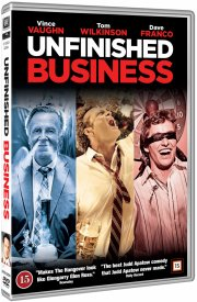 unfinished business - 2015 vince vaughn - DVD