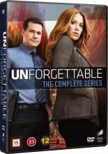 unforgettable - sæson 1-4 - DVD