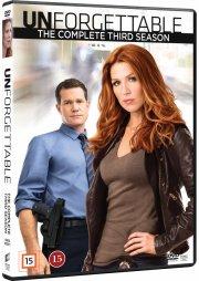 unforgettable - sæson 3 - DVD