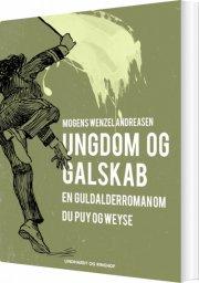 ungdom og galskab: en guldalderroman om du puy og weyse - bog
