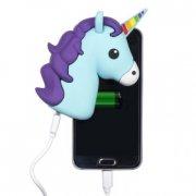 unicorn powerbank med 2000 mah inkl. usb-kabel - Mobil Og Tilbehør