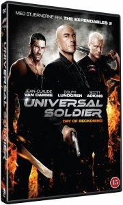 universal soldier - day of reckoning - DVD