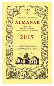 universitetets almanak skriv- og rejsekalender 2015 - bog