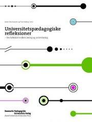 universitetspædagogiske refleksioner - bog