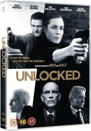 unlocked - 2017 - DVD