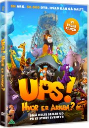 ups! hvor er arken? - DVD