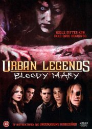 urban legends 3 - bloody mary - DVD