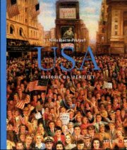usa - historie og identitet - bog