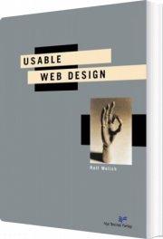 usable web design - bog
