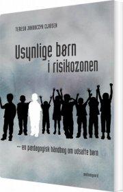 usynlige børn i risikozonen - bog
