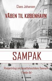 våben til københavn-trilogien - bog