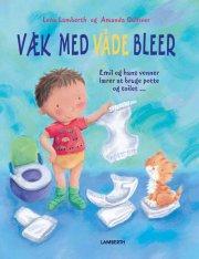 væk med våde bleer - bog