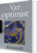 vær optimist - bog