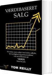 værdibaseret salg - bog