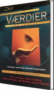 værdier på jobbet - bog