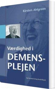 værdighed i demensplejen - bog