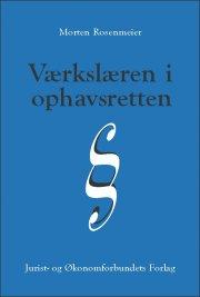 værkslæren i ophavsretten - bog