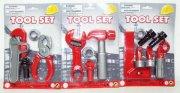 legetøjsværktøj - byg og reparer ting - Rolleleg