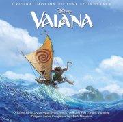 soundtrack - vaiana soundtrack - cd