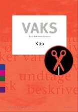 vaks - klip - bog