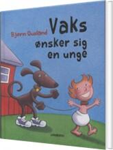 vaks ønsker sig en unge - bog