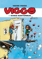 vakse viggo: kviks kontorbud - bog