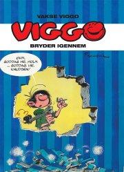 vakse viggo: vakse viggo bryder igennem - Tegneserie