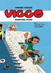 vakse viggo: viggo kontra kvik - Tegneserie