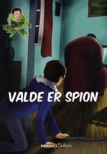 valde er spion - bog