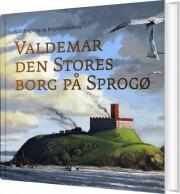 valdemar den stores borg på sprogø - bog