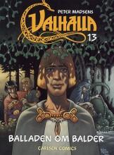 valhalla 13: balladen om balder - bog