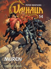 valhalla 14: muren - Tegneserie