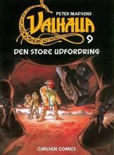 valhalla 9: den store udfordring - Tegneserie