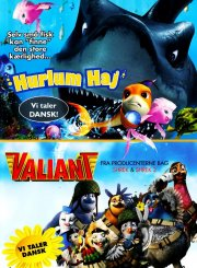 valiant // hurlum haj - DVD