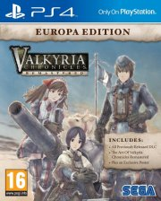 valkyria chronicles remastered - europa edition - PS4
