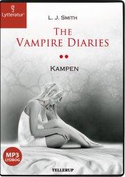 vampire diaries 2: kampen, mp3 - CD Lydbog