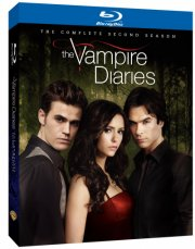 the vampire diaries - sæson 2 - Blu-Ray
