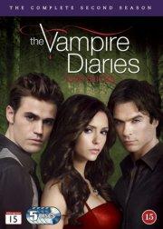 the vampire diaries - sæson 2 - DVD