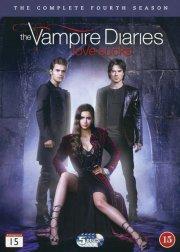 the vampire diaries - sæson 4 - DVD
