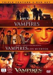 vampires 1-3 boks - DVD
