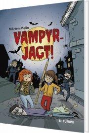 vampyrjagt - bog