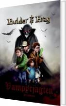 vampyrjagten - bog