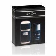 gaveæske: van gils strictly for men aftershave 50 ml & deodorant stick 75 ml - Parfume